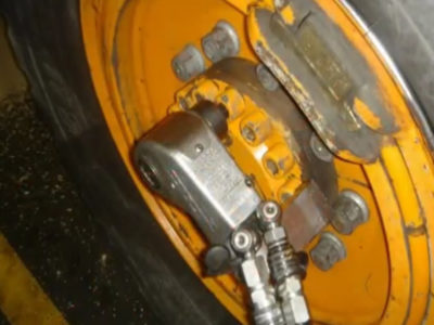 Hidrolik Tork Anahtarı