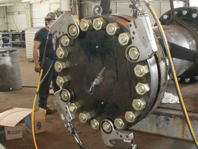 Kasetli Hidrolik Tork Anahtarı